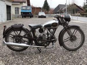 Moto Guzzi P250 250ccm OHV 1937