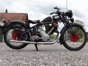 Panther M100 600ccm OHV 1935