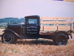 Ford AA Pick Up 1930