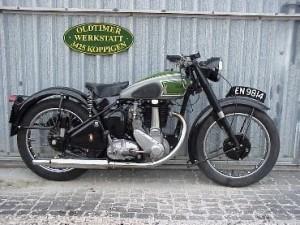 BSA B31 1949