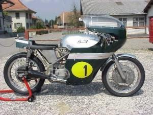 Seeley G50 500ccm OHC1962