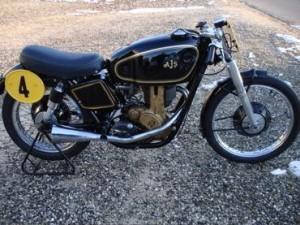 AJS 7R 1950