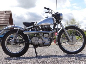 Enfield Trial 500ccm OHV 1991