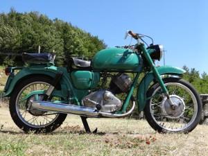 Moto Guzzi 3-Rad 1969