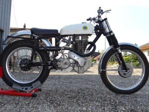 Ariel HT5 Trial Competizione 1958