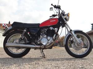 Yamaha SR500 Hambi 1978