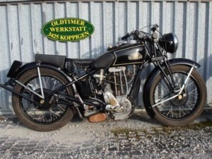 Sunbeam 95L 1935