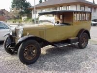 Donnet-Zedel 1923
