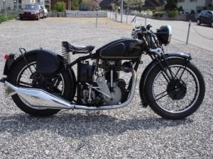 Velocette KSS 1939