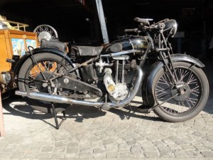 Sunbeam M9 500ccm OHV 1931