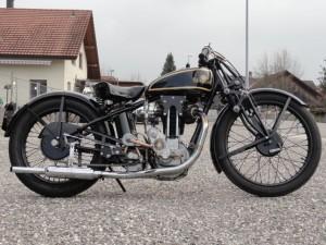 24 Sunbeam 90TT 1930