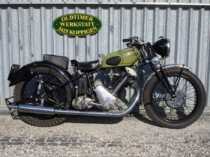 Panther M100 600ccm OHV 1936