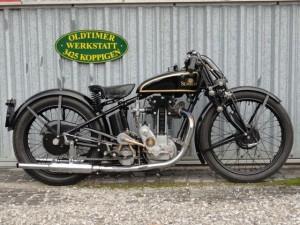 Sunbeam 90TT 500ccm OHV 1930