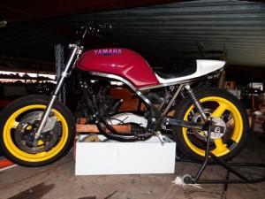 Yamaha SRX Corsa 1986