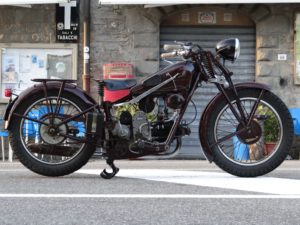Moto Guzzi Sport 15 500ccm IOE 1932