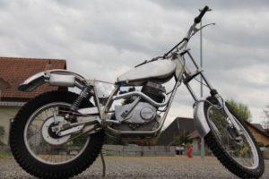 Moto Guzzi Stornello Trial Marvijk 1970 cc160