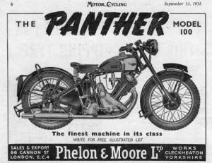 Panther M100 1948