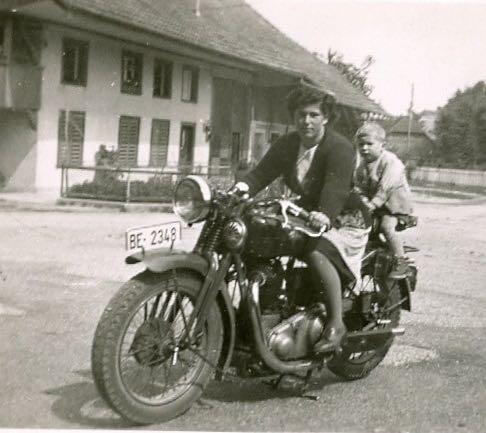 Motorräder - Töff